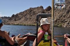 Black Canyon Canoe Trip (vegasstek) Tags: trip las vegas lake black river colorado dam canyon canoe mojave hoover