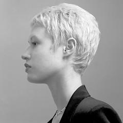 Jill 1995 (Stu.Brown) Tags: portrait rollei trix sl66