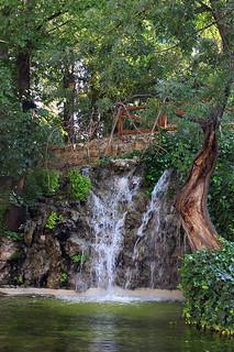 MADRID / Pequeña Cascada, Parque del Retiro (26/05/2012)