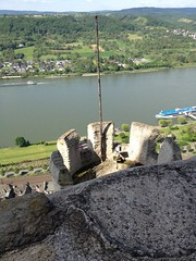 Rhine river (corsi photo) Tags: castle germany rhineland rhineriver braubach marksburgfortress