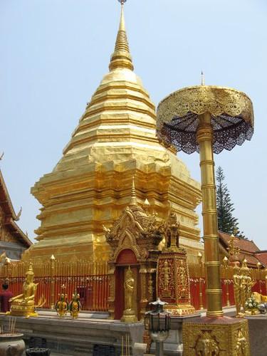 Wat Phra Thad Doi Suthep 1