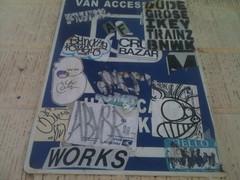 (Dr.Evil818) Tags: train graffiti la los blind eagle angeles euro dude crew atv af ike bnw bazar frisk grose vex crus pab 818 gor pfg wonk hamok vecks abys vexer fyf uao ceito bnwk pabk abysr