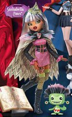 Sashabella prototype (alexbabs1) Tags: fashion dolls magic jade wicked glam witches paws bratz prototypes jadore yasmina cloetta broomstix bratzillaz spelletta clairvoya sashabella meygana