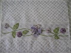 Toalhinha Baby (Golla & Zolla) Tags: fuxico patch patchwork aplique toalhinha babinha patchcolagem toalhademão enxovalparabebês