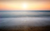 Collaboration with light and wave (y2-hiro) Tags: light sunset sea beach beautiful nikon long exposure waves d3s
