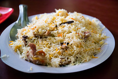 Moradabadi Mutton Biryani