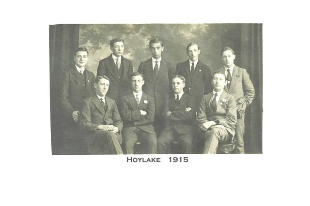 1915 Hoylake