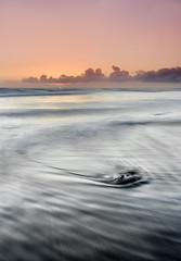 Flujo (Antonio Doa Sedeo (adona)) Tags: sunset espaa seascape beach marina d50 de atardecer la spain nikon hyperfocal playa tokina nd cdiz hitech rmc hoya 17mm cortadura hiperfocal rgnd