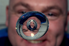 André Kuipers enjoying his last few days of weightlessness onboard the ISS (europeanspaceagency) Tags: european space agency iss esa europeanspaceagency promisse andrékuipers