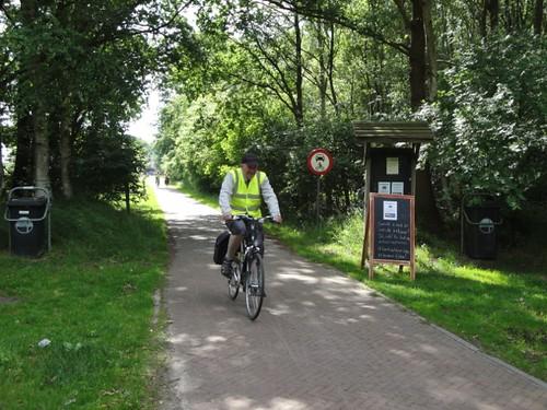 2012 fietsvakantie in Dwingeloo 145