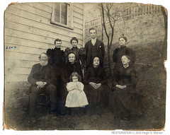 Sphar, McKee and Stephens families of Washington County, Pennsylvania circa 1898 (eaubscene) Tags: fallowfield bellevernon elco washingtoncountypennsylvania