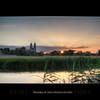 Basilique - Saint Nicolas de Port (AKfoto.fr) Tags: sunset nature field birds canon champs tamron 54 oiseaux basilique meurthe 550d 175028 saintnicolasdeport