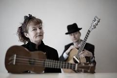 Adam Piggott and Jayne Freeman (adampiggott) Tags: musician musicians ukulele guitar acoustic songwriter adampiggott jaynefreeman adamandjayne