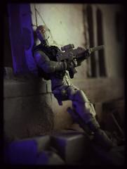 GI Joe Retaliation - Beachhead (Ed Speir IV) Tags: film set movie gijoe toy toys ranger cobra box ninja military joe figure dojo figures gi hasbro beachhead 334 retaliation modernera