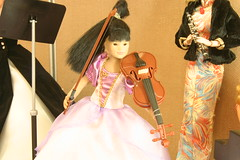 Musicians (tangrena1) Tags: girl musicians club ball hearts living doll barbie skipper only lucille cy tutti