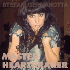 master heartbraker (kikimons99) Tags: blue red monster lady way this born song fame 2006 master cover stefani gaga heartbraker germanotta