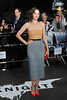 Marion Cotillard The European Premiere of 'The Dark Knight Rises' held at the Odeon West End - Arrivals. London, England