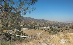 Tehachapi loop (3301) (DB's travels) Tags: california railroad up unionpacific tempcrr