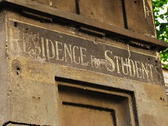 Residence for Students (Jani Helle) Tags: students scotland university glasgow residence glasgowuniversity universityofglasgow southparkavenue may2011 southparkhouse