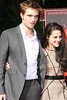 Robert Pattinson, Kristen Stewart Stars of 'The Twilight Saga' films are honoured with a Hand and Footprint Ceremony outside Grauman's Chinese Theatre Los Angeles, California