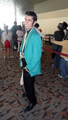 Lupin III!! (blueZhift) Tags: game anime costume video cosplay manga otakon lupiniii 2012