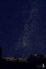 Via Lattea da Pian di Verra [Explored] (_milo_) Tags: italy night canon stars eos italia notte manfrotto champoluc stelle piana 18135 treppiede 60d vialattea