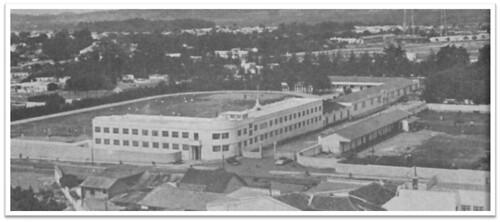 Colegio Infantes 1953