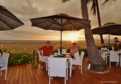 sunset dinner in mexico (Rex Montalban Photography) Tags: sunset dinner mexico nuevovallarta grandmayan rexmontalbanphotography vidanta costaarenacaliforniacuisine