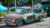 1960 Ford F-100 (Mark O'Grady - Proudly Serving Millions of Viewers) Tags: 2016 2016goodguysppgnationals carshow columbusohio goodguys mospeedimages outdoor vehicle ford fordmotorcompany fordtruck fomoco patina f100 shortbox shortbed 2016goodguys pickup pickuptruck