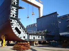 DSC00663 (stage3systems) Tags: shipbuilding dsme teekay rasgas