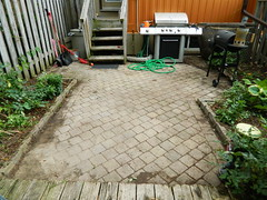Toronto Playter Estates backyard weeding after by Paul Jung Gardening Services (Paul Jung Gardening Services) Tags: weeding playterestates torontogardencleanup pauljunggardeningservices broadview