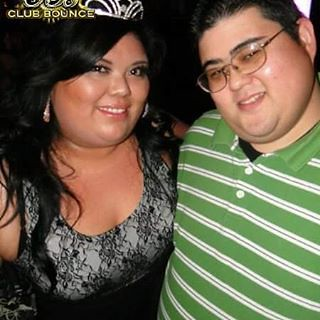 #TBT 2011  Everyone parties together at Bounce!! It