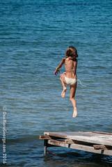 A Kid's Summer (onemoregeorge.frames) Tags: 2016 d40x greece july nikon omg onemoregeorge sea summer