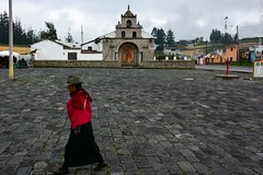Church of the Virgin Mary Nativity Balbanera. Colta, Ecuador. (RViana) Tags: ecuador equador equator southamerica latinamerica andeanstates amricadosul amricalatina americaandina santsimavirgen santssimavirgem mostholyvirgin