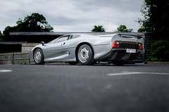 Still looks fantastic (Supercar Stalker) Tags: supercarstalker jag xj220 jaguarxj220 jaguar