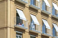 A nap in the balcony (KyllerCG) Tags: comunitatvalenciana espanha espaa europa europe spain valencia valenciancommunity