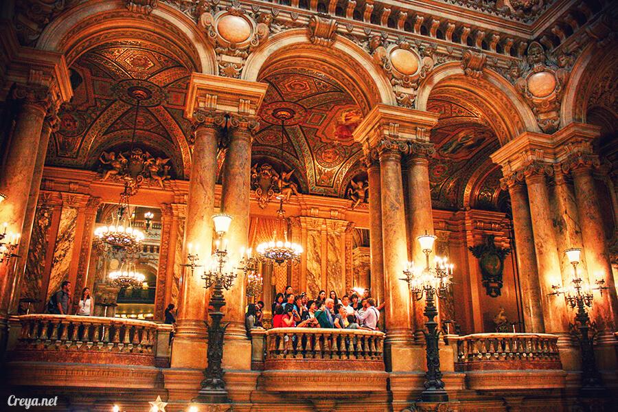 2016.08.21 ▐ 看我的歐行腿▐ 法國巴黎加尼葉歌劇院 01