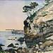 CEZANNE,1871-76 - L'Estaque, Effet du Soir (Louvre)Totality