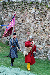 Csobnci vitzek (Pter_kekora.blogspot.com) Tags: kszeg 1532 ostrom magyaroroszg trtnelem hbor ottomanwars 16thcentury history siege castle battlereenactment hungary 2016 august summer