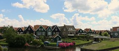 Marken, Holland (Ramon Boersbroek) Tags: marken holland island norht province near amsterdam clouds old wood houses beautiful summer 2016 lovely charming town harbour fishing tourism ijsselmeer lake polder