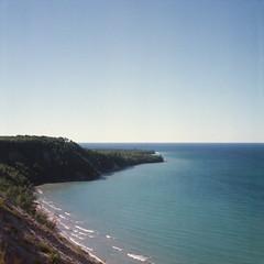 Lake Superior (asiis) Tags: picturedrocks puremichigan landscape film mediumformat greatlakes upperpeninsula