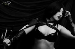 infinity night (Roberto Serna) Tags: raziel soulreaver cosplay genderbender disfraz sexy lenceria espada vampiro sangre copa vino