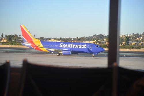 Southwest N654SW SAN 11-16-15 1