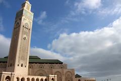 Hassan II #marrocos #casablanca #frica #trip (jonathansarraf) Tags: trip frica casablanca marrocos