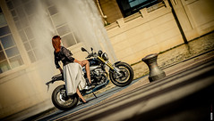 Cervin en BMW NineT (KosmoDesign) Tags: kosmodesign kosmo design stephane perruchon bas couture fully fashioned nylon stocking seamed stockings nylonstrmpfe nahtstrmpfe strumpfhose seidenstrmpfe silk cervin paris sony a7 mirrorless porte jarretelles suspenders belt hosentrger damenunterwsche lingerie ffns fullyfashioned beauty fashion girl people portrait personnes profondeur de champ samyang moto bmw ninet motor
