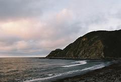 Makara Beach (DawnChapman) Tags: analog film 35mm fuji fujifilm fujicolorsuperia200 landscape beach makarabeach wellington newzealand