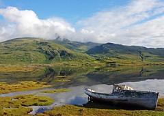 Isle Mull (lintonthelion) Tags: landscape scotland mull isle