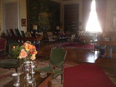 Chateau D Issan Champagne Room