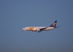 MIAT - Mongolian Airlines Boeing 737-8AS(WL) EI-CSG (rickihuang) Tags: plane airplane airport aircraft aviation capital beijing international civil  boeing  om airlines  mgl airliner 737 mongolian miat pek     zbaa       eicsg 8aswl