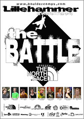THE BATTLE PLAKAT oppdatert